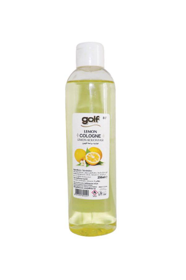 Golf Lemon Cologne 80° - 250 ml