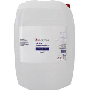 Hanse Steril Antibakteriell Handdesinfektionsmittel 10L