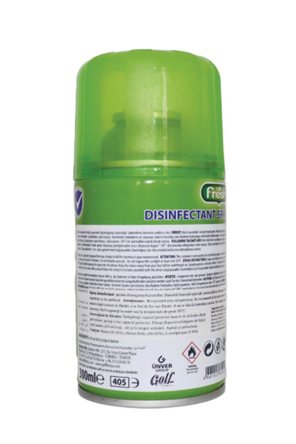 Antibakterielles Händedesinfektionsspray 300 ml