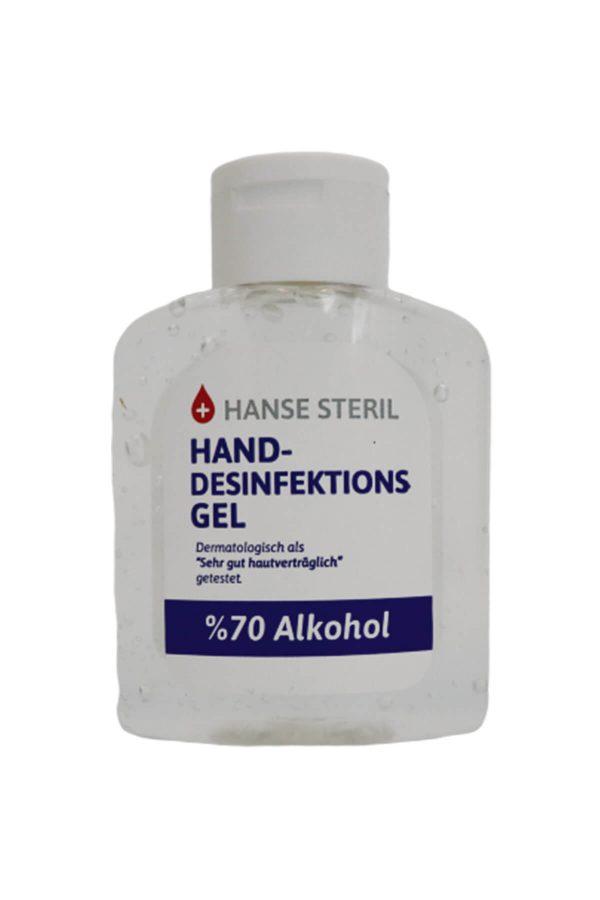 Hanse Steril Hand Desinfektionsgel 100 ml